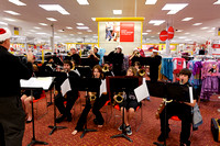 Jazz Band @ Target - December 2009